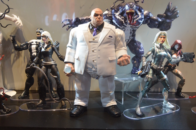 Hasbro SDCC 2018 Day 4 – Marvel Legends Booth Coverage