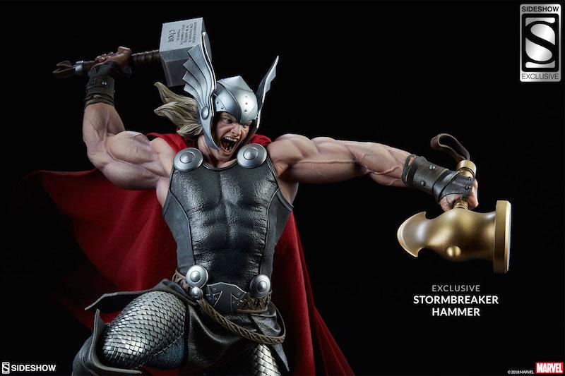Sideshow Collectibles Thor: Breaker Of Brimstone Premium Format Figure Pre-Orders