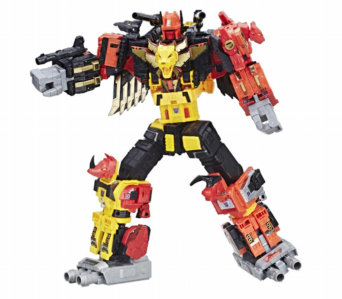 Hasbro Transformers Power Of The Primes Predaking Figure Available Now