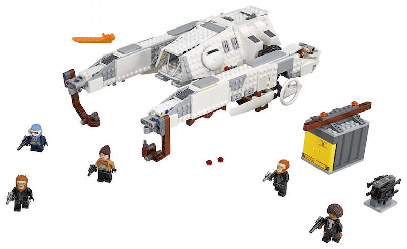 LEGO Solo: A Star Wars Story Sets Coming August 1st