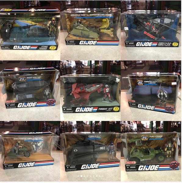 Kokomo Toys eBay Storefront – G.I. Joe 25th, Transformers, LEGO Star Wars & More