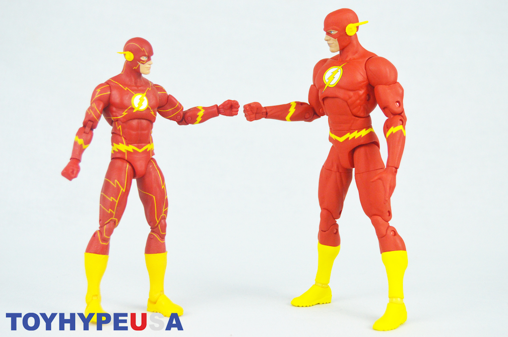 DC Collectibles – DC Essentials The Flash Figure Review