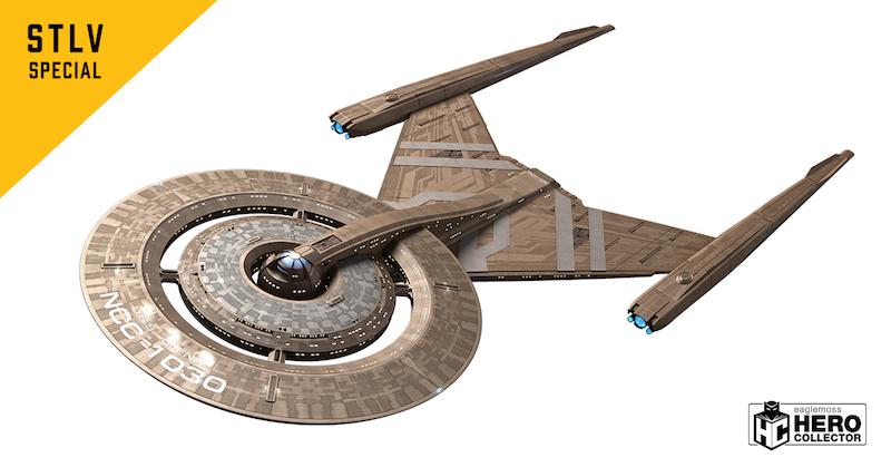 Eaglemoss To Attend Star Trek: Las Vegas 2018