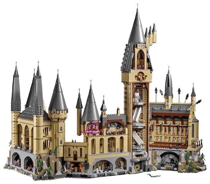 LEGO Harry Potter – Hogwarts CastleConstruction Set
