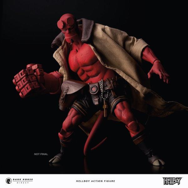 Dark Horse Direct Hellboy 1/12th Scale Figure