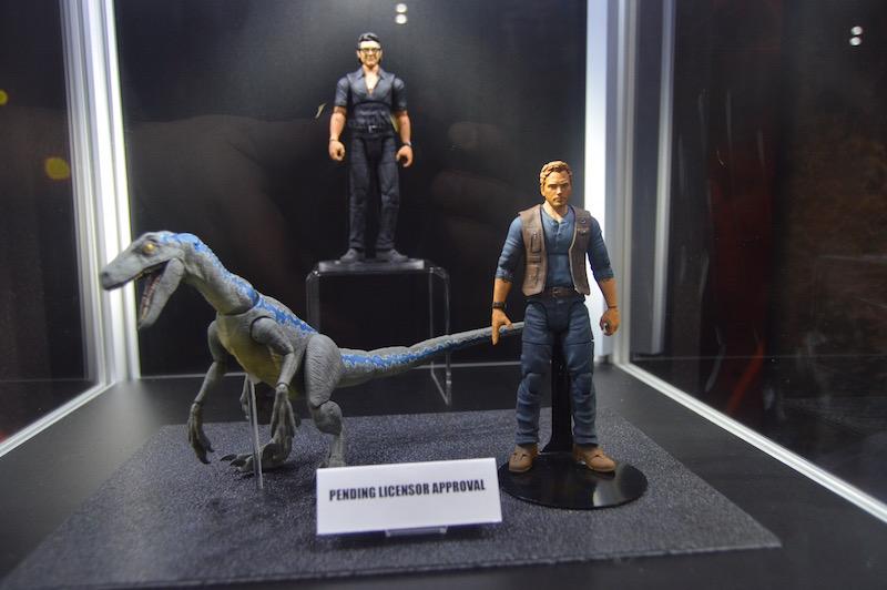 Mattel SDCC 2018 – Jurassic World 6″ Figures Announced