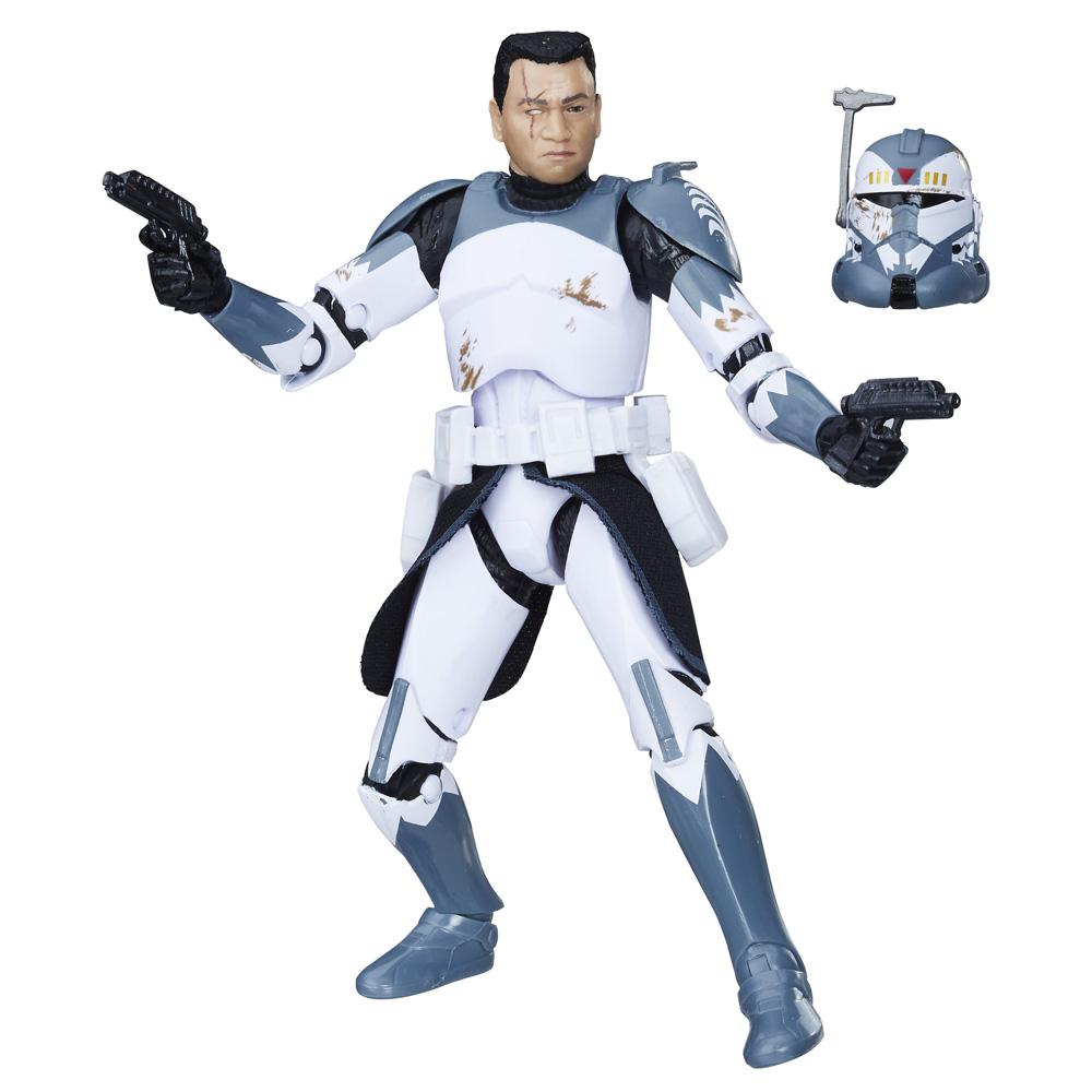 Entertainment Earth – Star Wars The Black Series 6″ Clone Commander Wolffe Figure Pre-Orders
