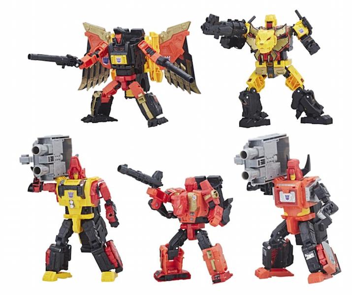 HasbroToyShop eBay Store – Hasbro Transformers Power Of The Primes Predaking Figure Now $128