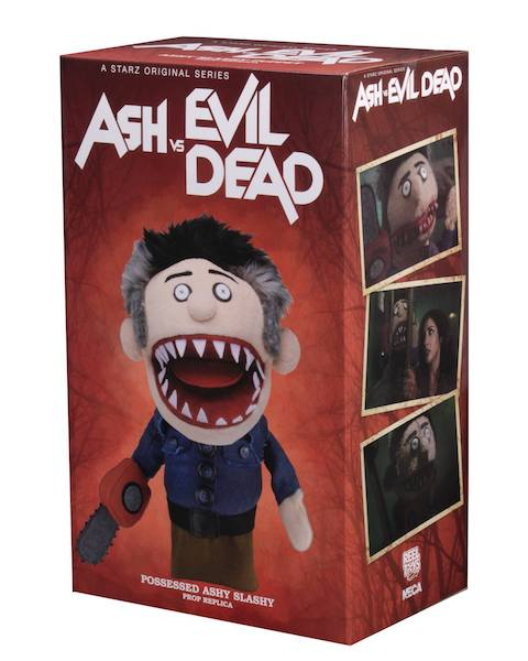 NECA Toys Shipping This Week – Ash Vs. Evil Dead Possessed Ashy Slasy & Santi (The Devil's Backbone)