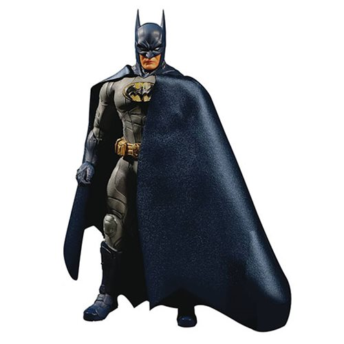 Mezco Toyz Batman Sovereign Knight Blue Version One:12 Collective Figure – Previews Exclusive