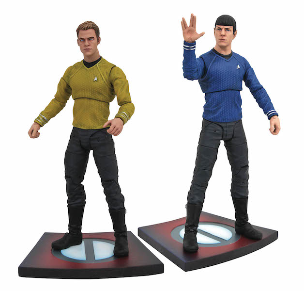 Diamond Select Toys Solicitations For January 2019 – Star Trek, Marvel, DC, Sonic & More