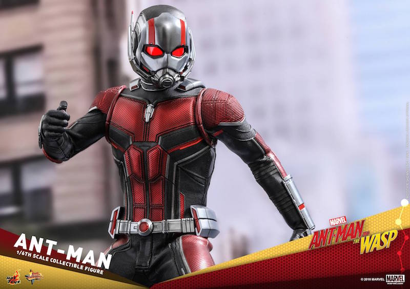 Hot Toys Ant-Man Movie – Ant-Man & Wasp Sixth Scale Figures