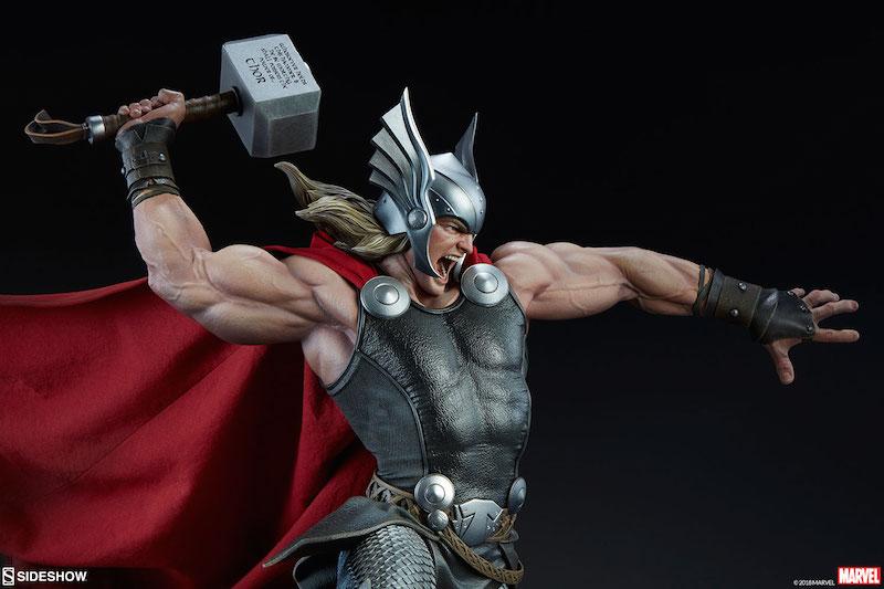 Sideshow Collectibles Thor: Breaker Of Brimstone Premium Format Figure