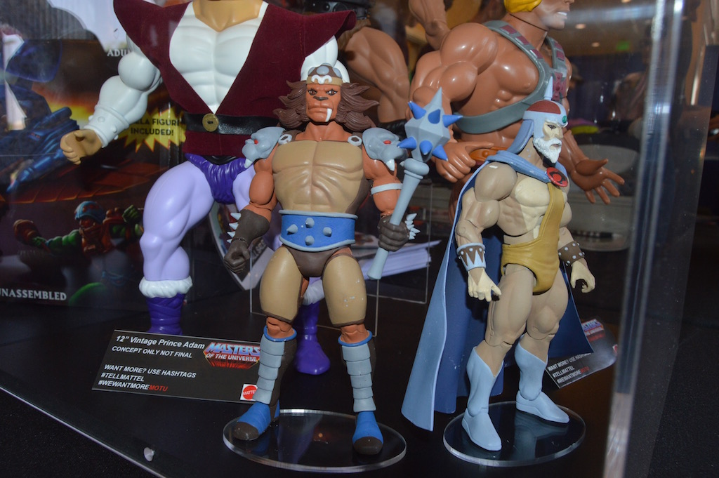 Power-Con 2018 – Mattel Masters Of The Universe Booth Coverage & ThunderCats Classics Return