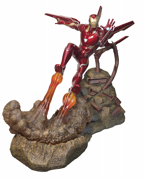 Diamond Select Toys In Stores This Week – Marvel, DC & Iron Giant