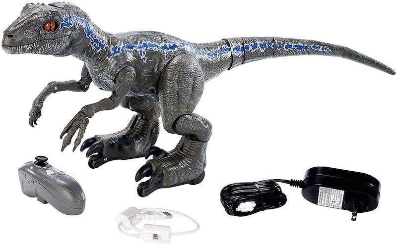 Mattel – Jurassic World Toys Alpha Training Blue