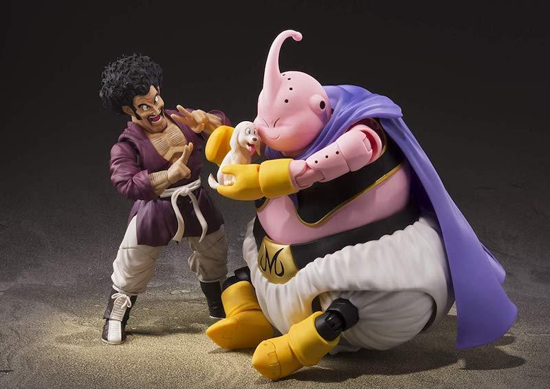 S.H. Figuarts Dragon Ball Z Mr. Satan Figure Pre-Orders On Amazon