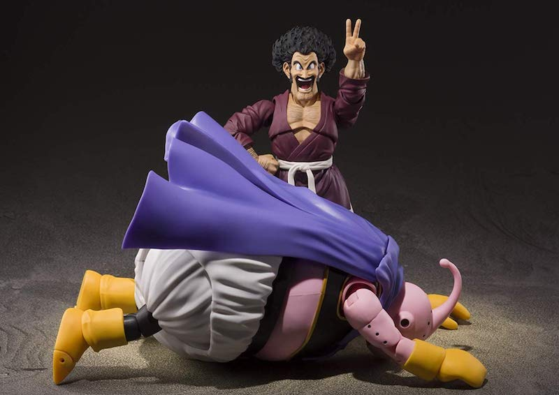 Megalopolis: City Of Collectibles Daily Deal – S.H. Figuarts Dragon Ball Z Mr. Satan Figure Now $52