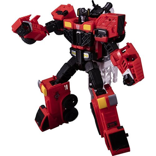 Transformers Generations Power Of The Primes Voyager Autobot Inferno Figure In-Stock On Amazon