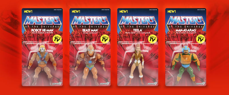 Super7 – Masters Of The Universe Vintage Figures Wave 2 Available Now