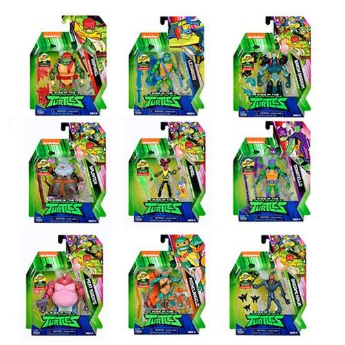 Playmates Toys Rise Of The Teenage Mutant Ninja Turtles Toys Released October 1st