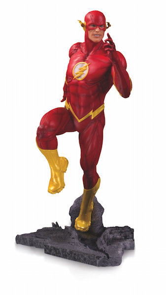 DC Collectibles DC Core The Flash Statue Pre-Order Now On Sale For $35 On TFAW