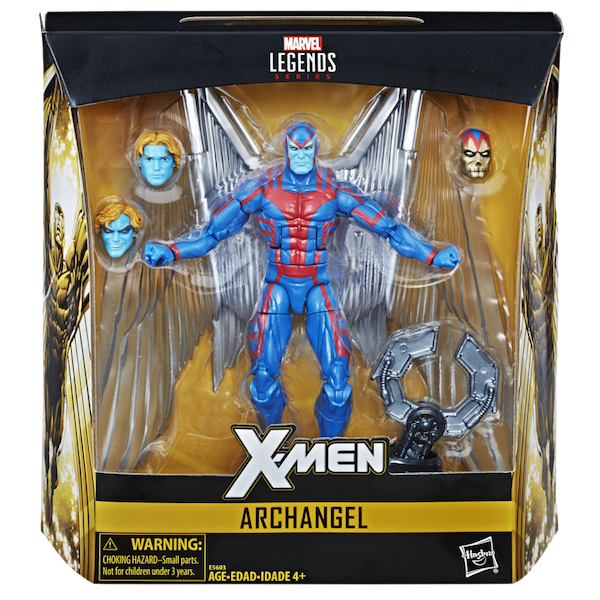 Entertainment Earth – New Marvel Legends Pre-Orders Of SDCC 2018 Reveals