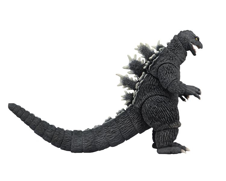NECA Toys Shipping This Week – 12″ Head To Tail Godzilla (King Kong Vs. Godzilla 1962 Movie)