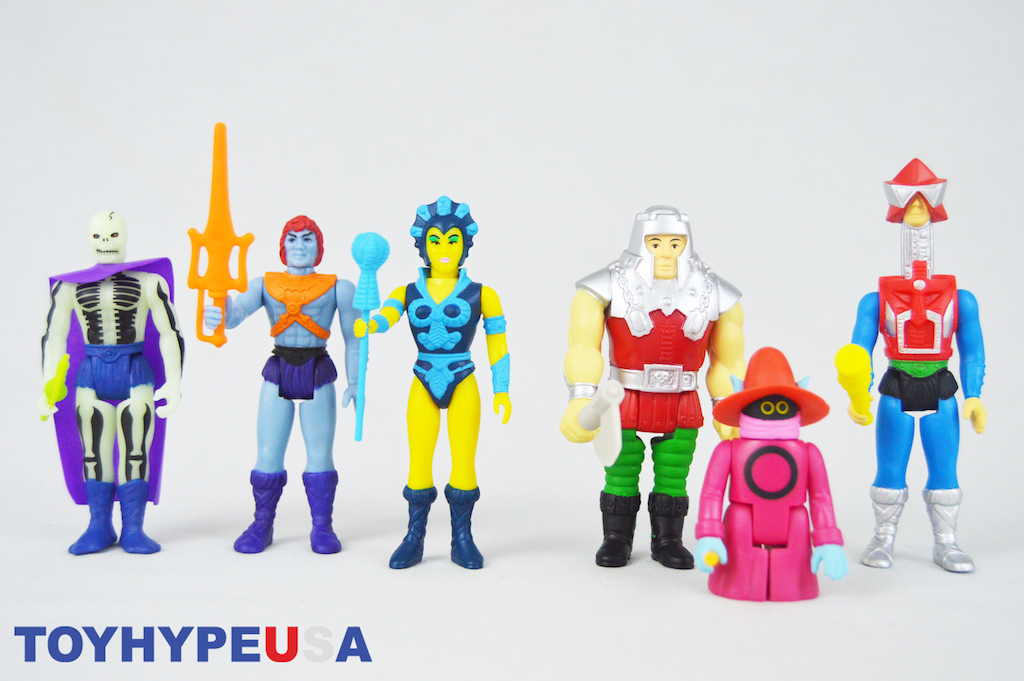 Super7 Masters Of The Universe ReAction Figures Wave 4 Review