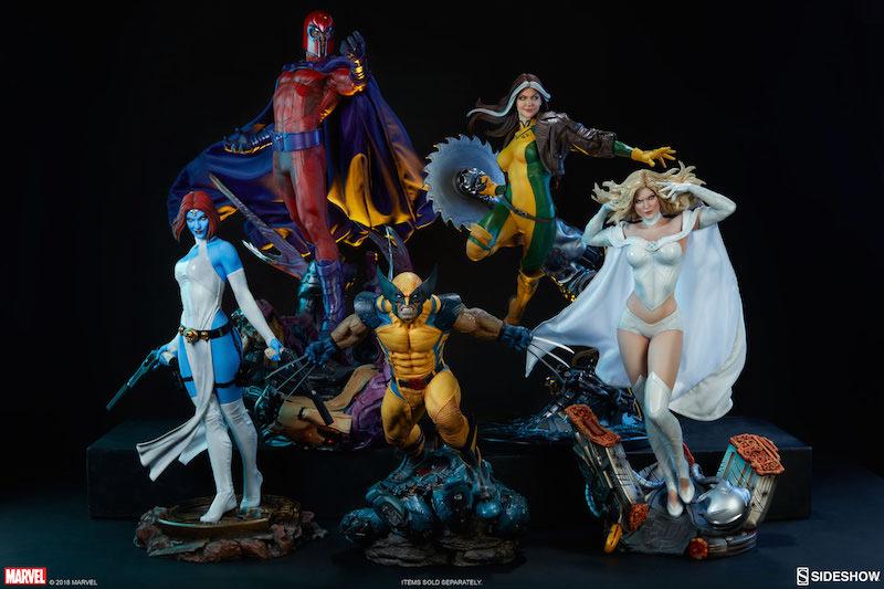 Sideshow Collectibles Marvel Comics – X-Men Rogue Maquette Pre-Orders