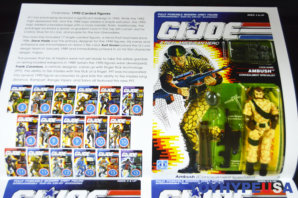 3D Joes Presents Collecting The Art Of G.I. Joe Volume 5 & 6 Book Review