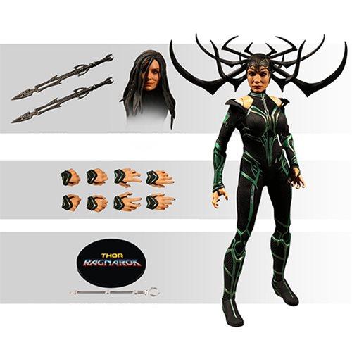Mezco Toyz One:12 Collective Thor Ragnarok Hela Figure