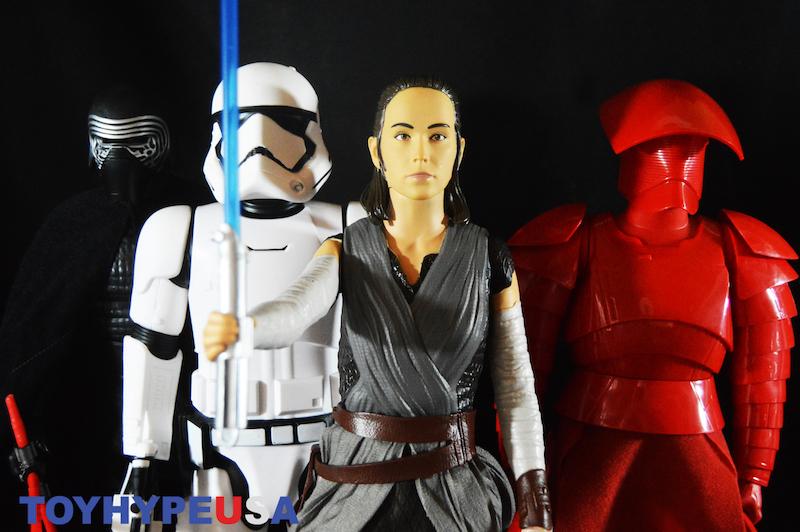 First-Look: Jakks Pacific Star Wars The Last Jedi 18″ Big Figs Review