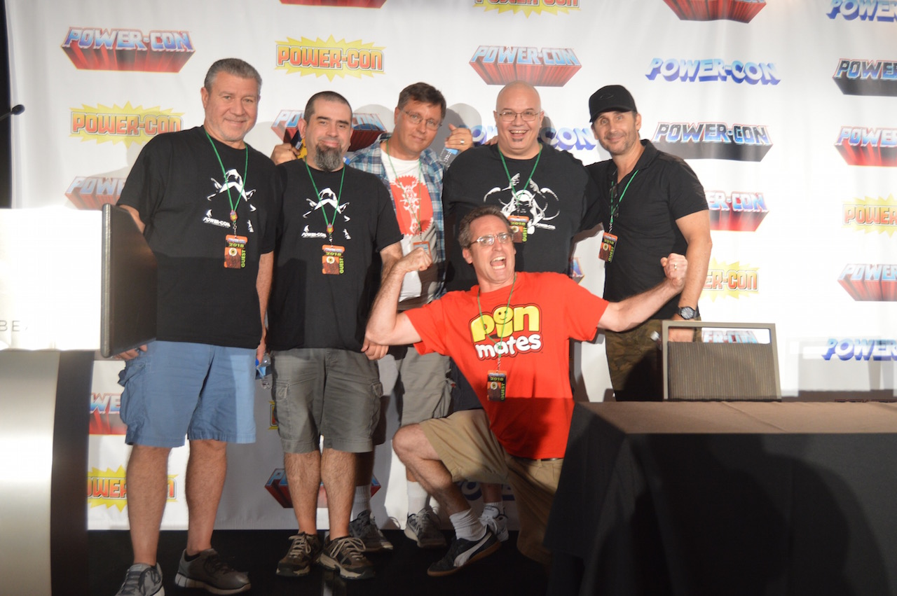 Power-Con 2018 – Origins Of The Masters Of The Universe Classics Panel Coverage