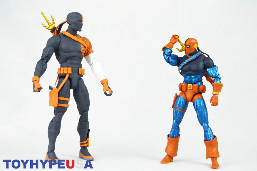 DC Collectibles – DC Essentials Deathstroke Figure Review