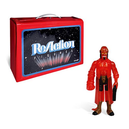 Super7 – ReAction Figure Carry Case With Exclusive Hellboy Figure Pre-Orders