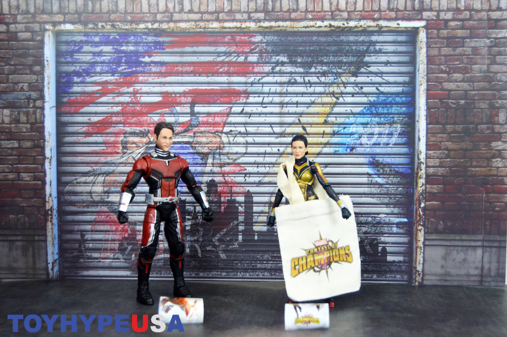 Kabam – Marvel's Contest Of Champions Introduces Ant-Man & The Wasp