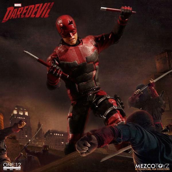 Mezco Toyz Netflix Daredevil One:12 Collective Figure