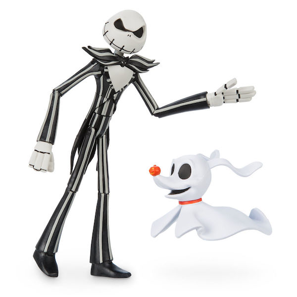Disney Store Exclusive Disney Toy Box – Jack Skeleton & Mickey Mouse Figures Now Available