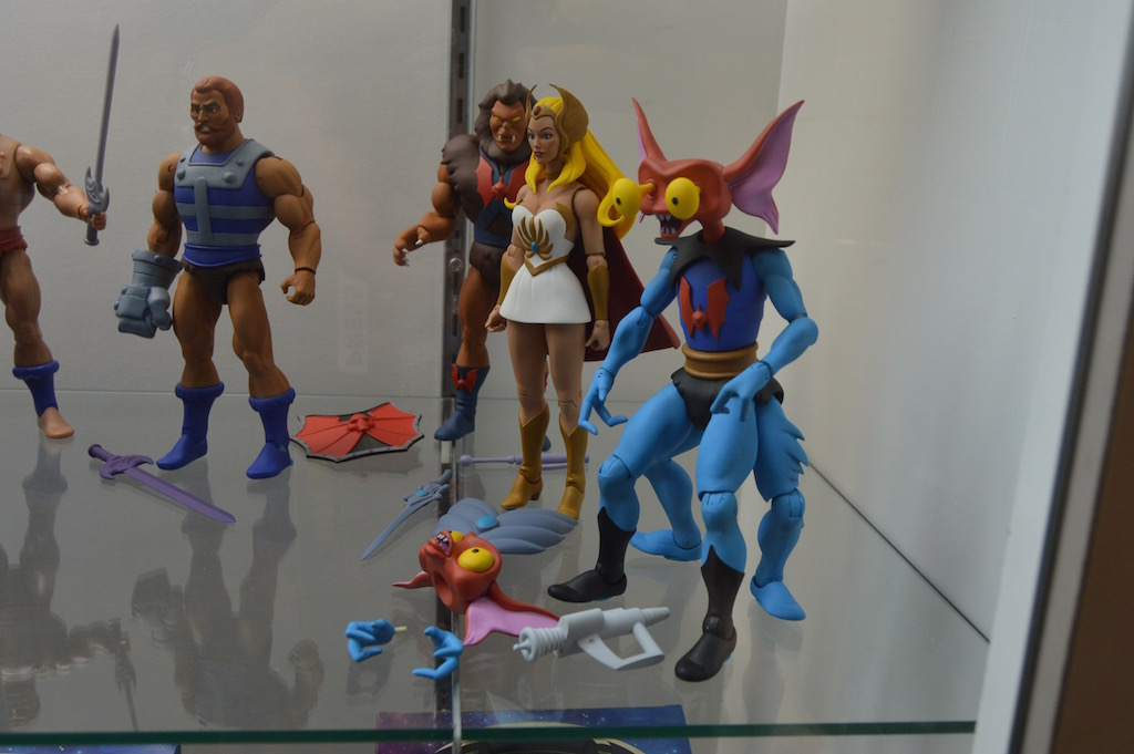 Power-Con 2018 – Super7 Masters Of The Universe Classics, Retro Figures & Snake Mountain