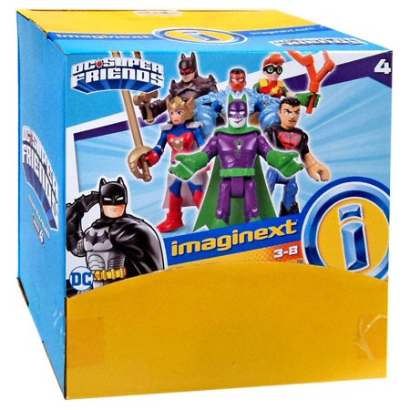 Entertainment Earth – Fisher-Price Imaginext DC Super Friends Blind Bag Series 4 Pre-Orders