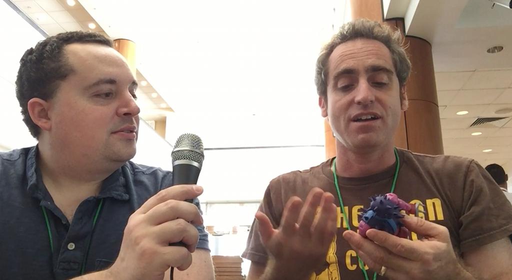 Power-Con 2018 – Video Interview With Scott Neitlich