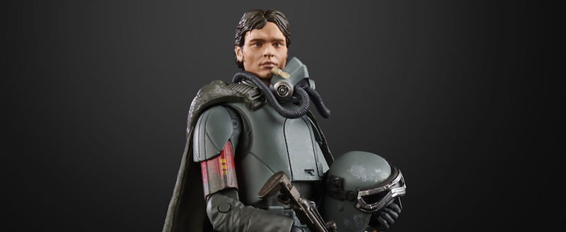 "Hasbro Star Wars The Black Series Han Solo ""Mudtrooper"" Figure Pre-Orders On Amazon"