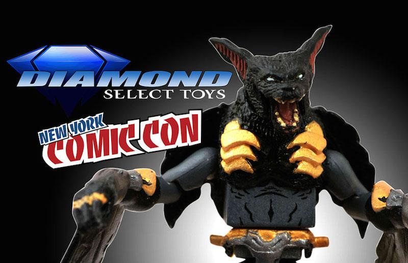 Diamond Select Toys Returns To New York Comic-Con