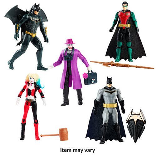 Mattel – Batman Missions Figures Case Assortment In Stock On Entertainment Earth