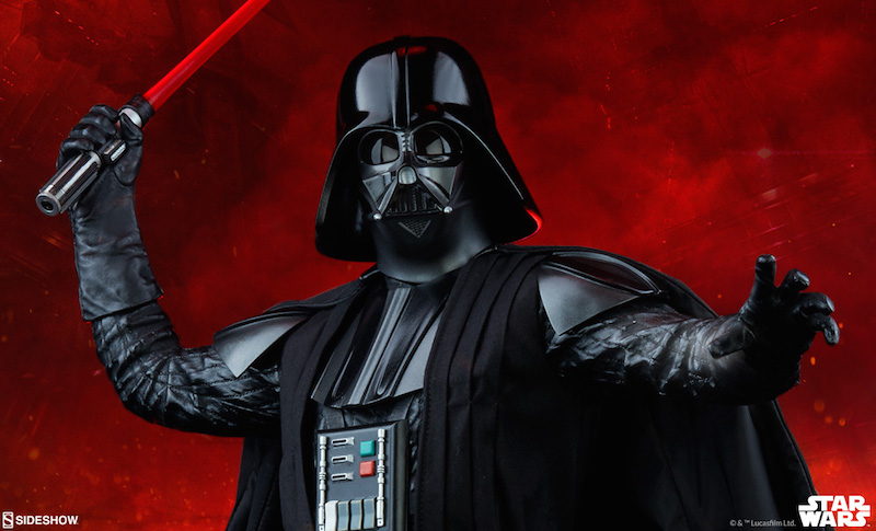 Sideshow Collectibles Rogue One: A Star Wars Story – Darth Vader Premium Format Figure Pre-Orders