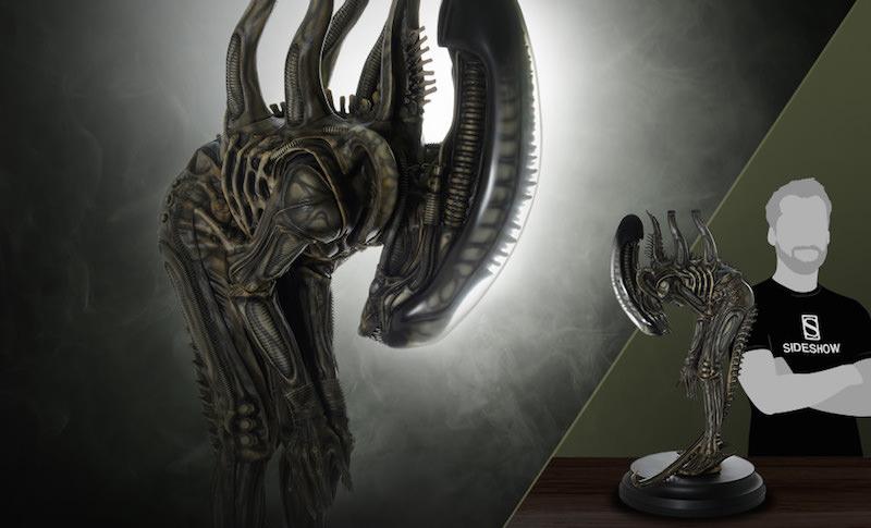 Mamegyorai – Alien: Big Chap Alien 1/3 Scale Statue Pre-Orders