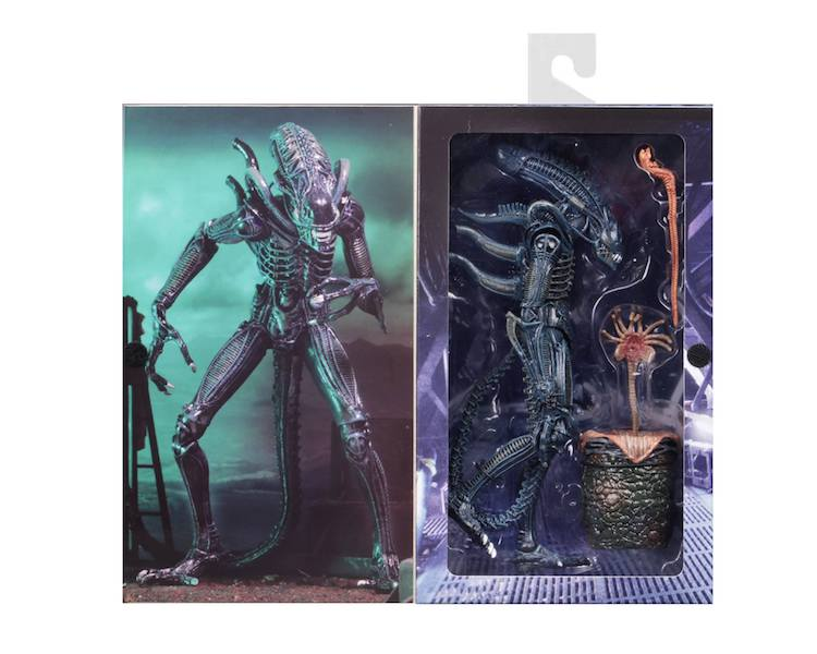 NECA Toys Ultimate Alien Warriors In-Packaging & Release Date