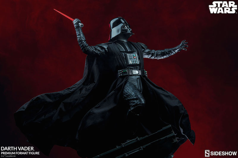 Sideshow Collectibles Rogue One: A Star Wars Story – Darth Vader Statue