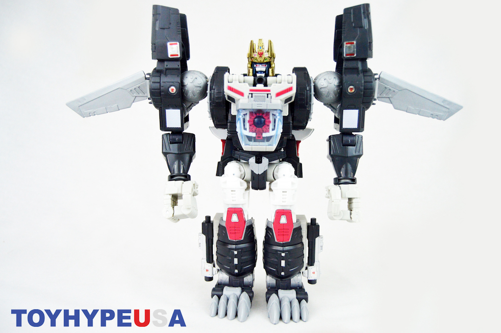 Hasbro San Diego Comic-Con 2018 Exclusive – Transformers Generations Power Of The Primes – Throne Of The Primes Optimal Optimus Figure Review